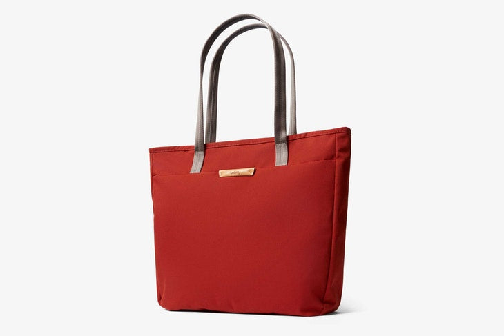 Tokyo Tote- Red