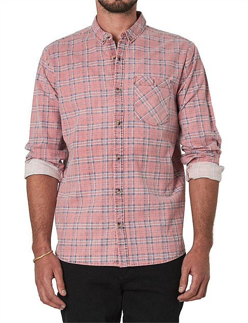 Tradie Winnie Blues Check Shirt