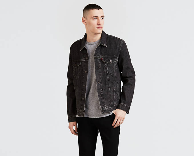 The Trucker Jacket- Fegin