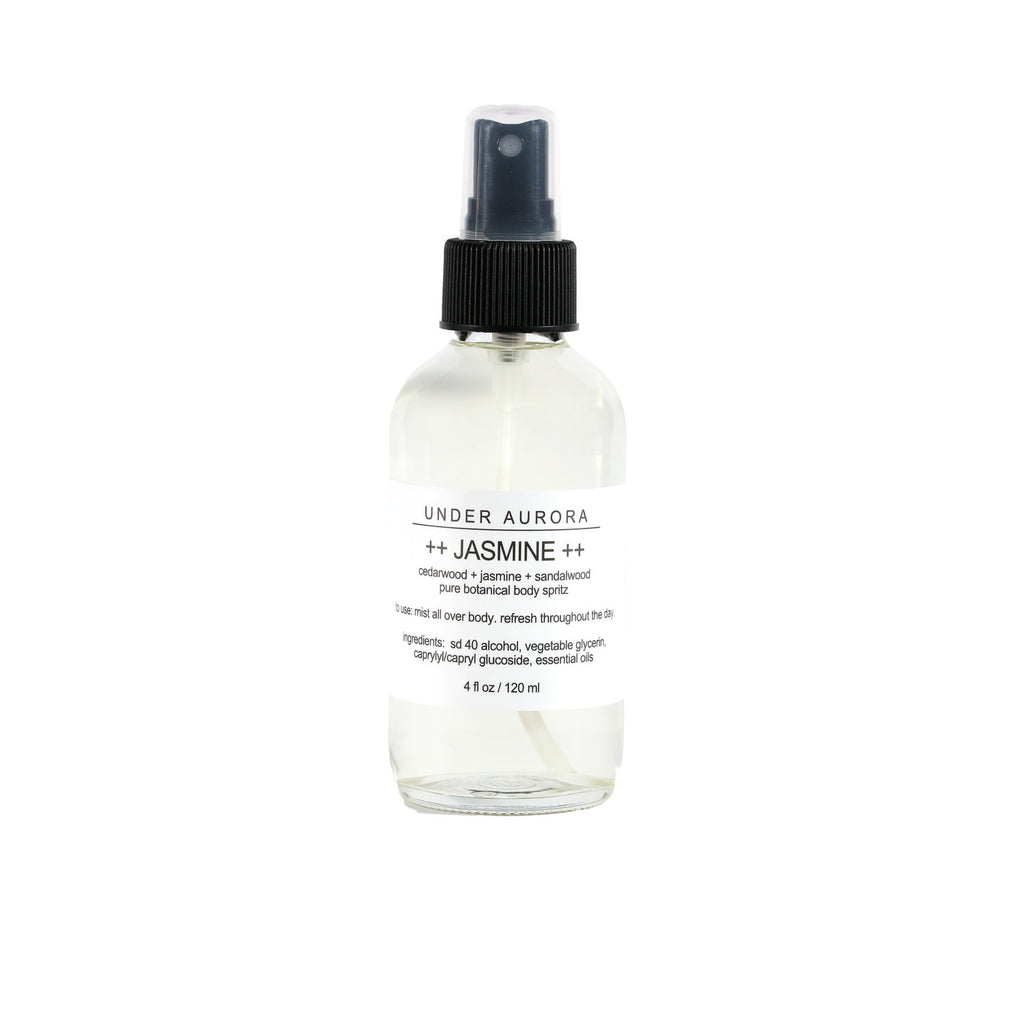 Botanical Body Spritz - Jasmine