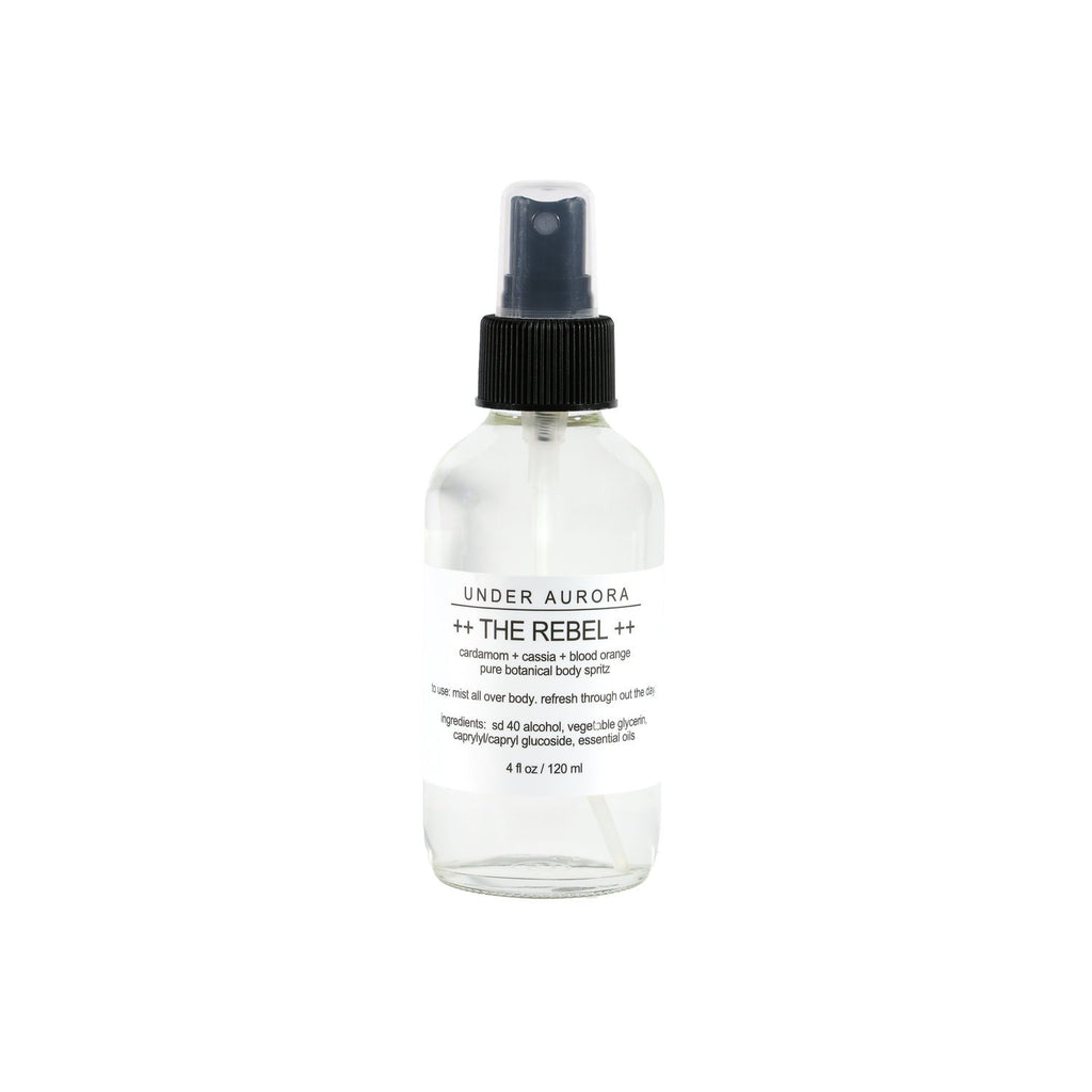 Botanical Body Spritz - The Rebel