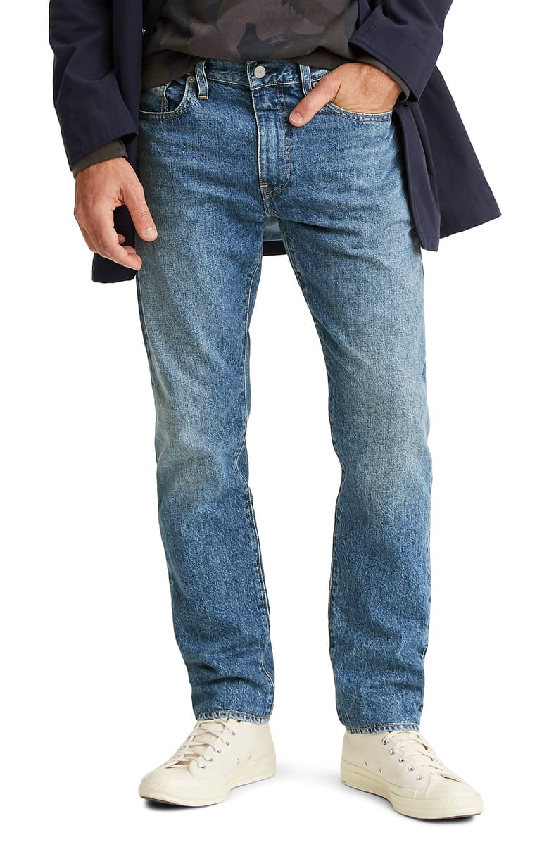 Levi's® WELLTHREAD™ 502™ Taper- Watermark Indigo