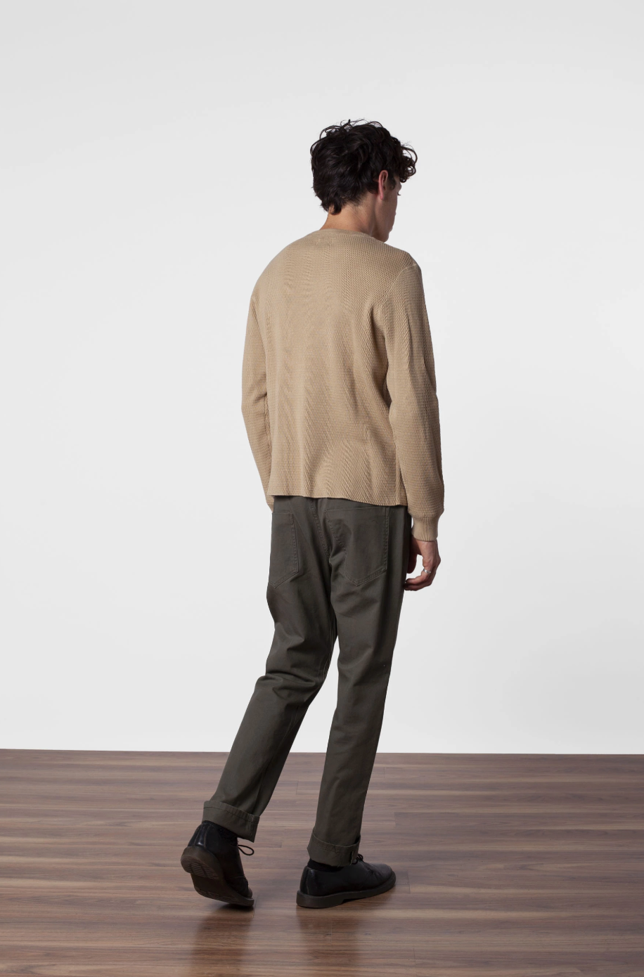 Well Worn Knit- Herb