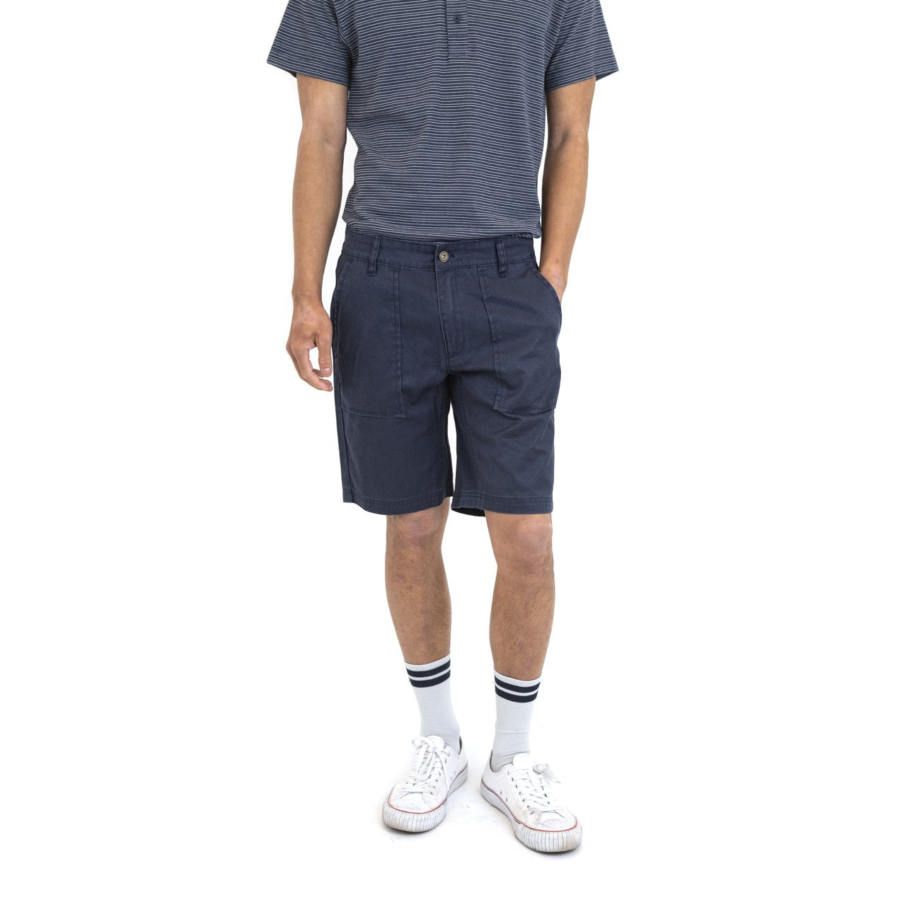 Wildes Short- Navy