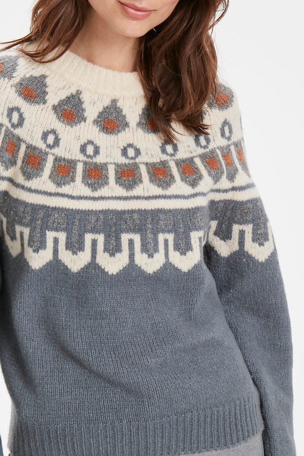 Tangier Pullover Sweater