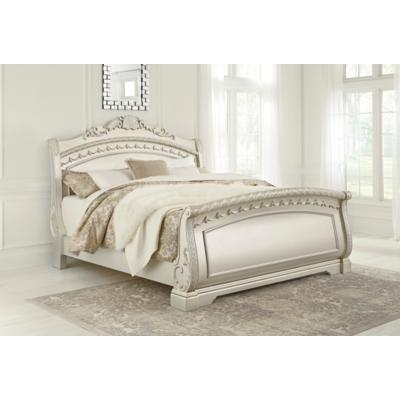 Cassimore B750 Queen Sleigh Bed (Beds - Queen) - Jaimes Furniture
