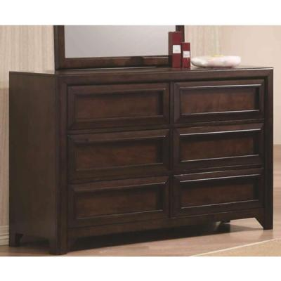 Greenough 400823 Dresser with Six Drawers (Kids Dressers - 6 drawers) - Jaimes Furniture