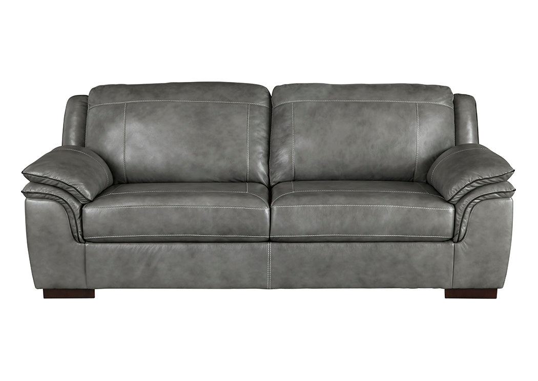Islebrook Iron Sofa - Jaimes Furniture