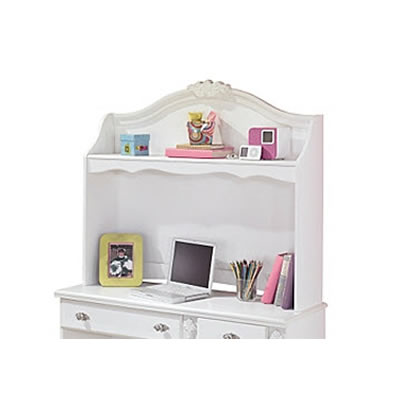Exquisite B188-23 (Kids Desks - Hutch) - Jaimes Furniture