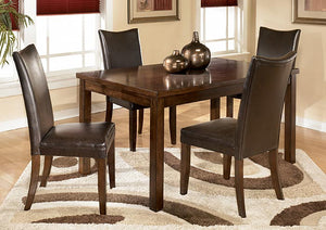 Charrell Brown Side Chairs (Set of 2)