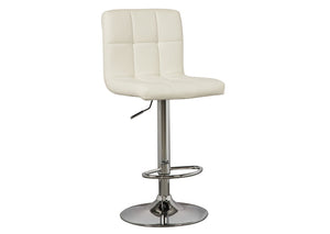Adjustable Height Barstools Multi Tall Upholstered Swivel Barstool (Set of 2) - Jaimes Furniture