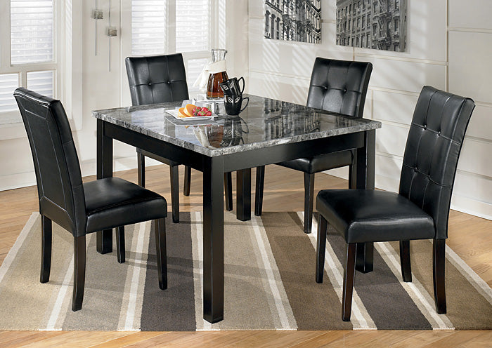Maysville Square 5 Piece Dinette Set - Jaimes Furniture