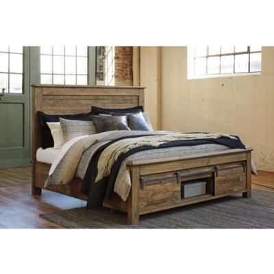 Sommerford B775 California King Panel Storage Bed (Beds - California King) - Jaimes Furniture