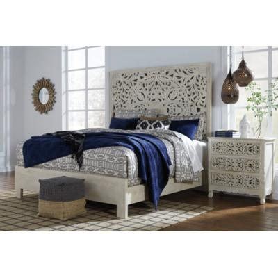 Bantori B805 California King Panel Bed (Beds - California King) - Jaimes Furniture