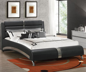 Jermaine Upholstered Bed