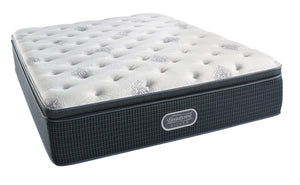SIMMONS BEAUTYREST SILVER™ OFFSHORE MIST PLUSH PILLOWTOP