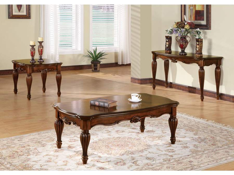 Dreena 3PC Table Set