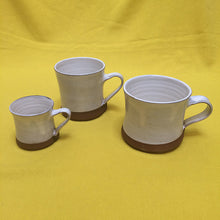 studio pottery mugs. our very own cafe mugs