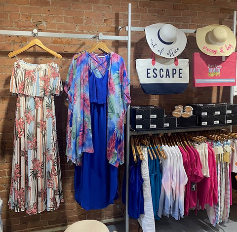 Vacay All Day At Be Scene Boutique