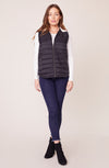 BB DAKOTA TAKE ON ME QUILTED VEST