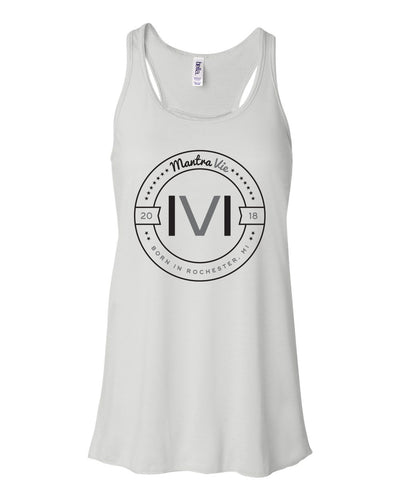 MANTRA VIE WOMENS ORIGINAL LOGO TANK-FINAL SALE