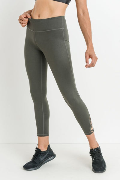 MANTRA VIE STRAPPY HOUR LEGGING