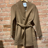MIGHTY CAMEL WRAP COAT