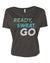 MANTRA VIE READY, SWEAT, GO! TOP