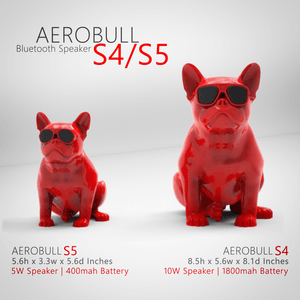 Aerobull S4/S5 Wireless Bluetooth Speaker - hauzstyle.com