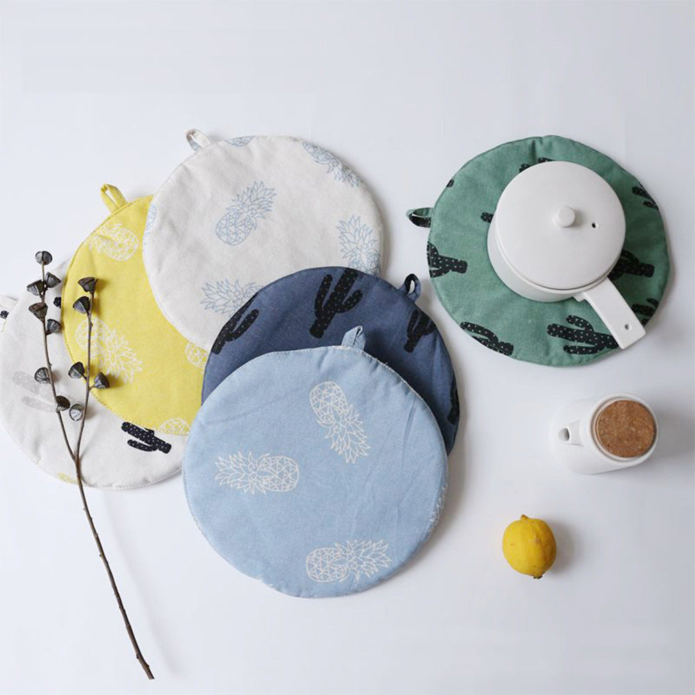 Sefa - Cotton Pot Mat - hauzstyle.com