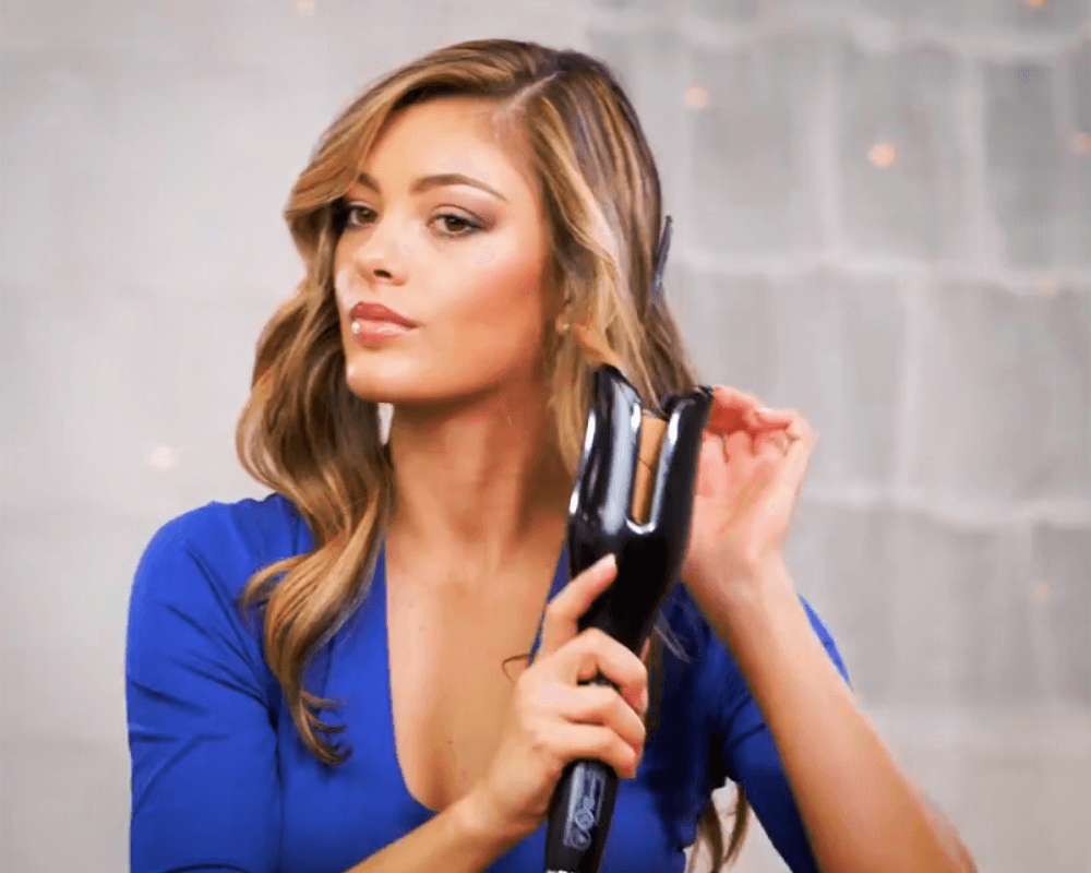 Air Spin Ceramic Hair Curler - hauzstyle.com