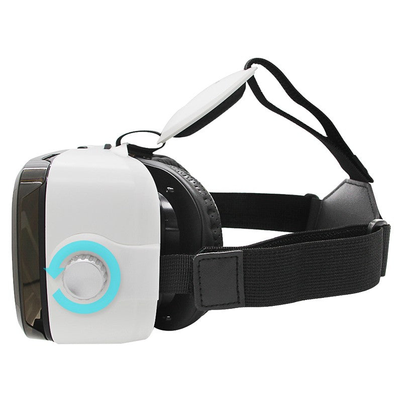 BOBO VR Z4 - Stereo 3D Virtual Reality Headset with Leather Trim - hauzstyle.com