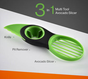 3 in 1 Avocado Slicer - hauzstyle.com