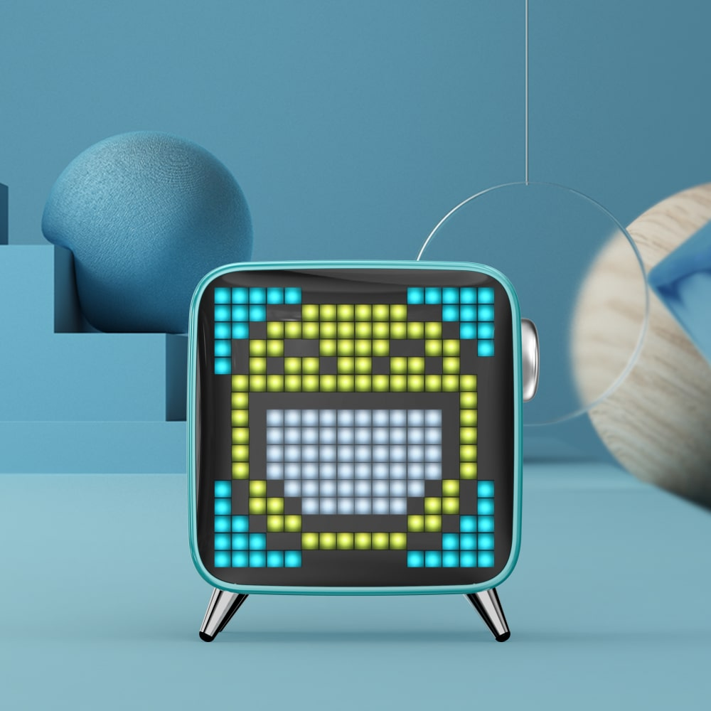 Tivoo Max -  Pixel Art Smart Bluetooth Wireless Speaker - hauzstyle.com