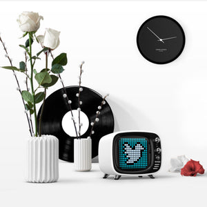 Tivoo - Portable Bluetooth speaker Pixel Display - hauzstyle.com