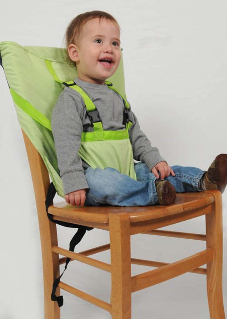 Portable Travel Baby High Chair - hauzstyle.com