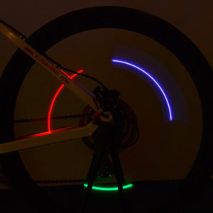 Light Bright - 5 Led light for bicycle tires - hauzstyle.com