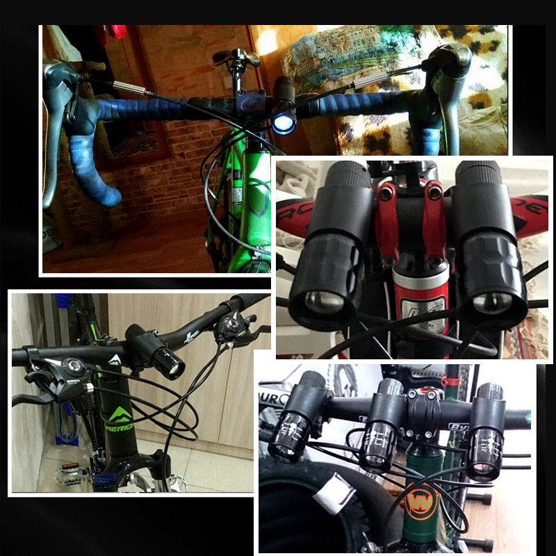 Hawk Vision - Front Bicycle LED light - hauzstyle.com