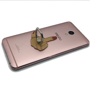 Middle Finger - Universal  Mobile Phone Holder - Stand - hauzstyle.com
