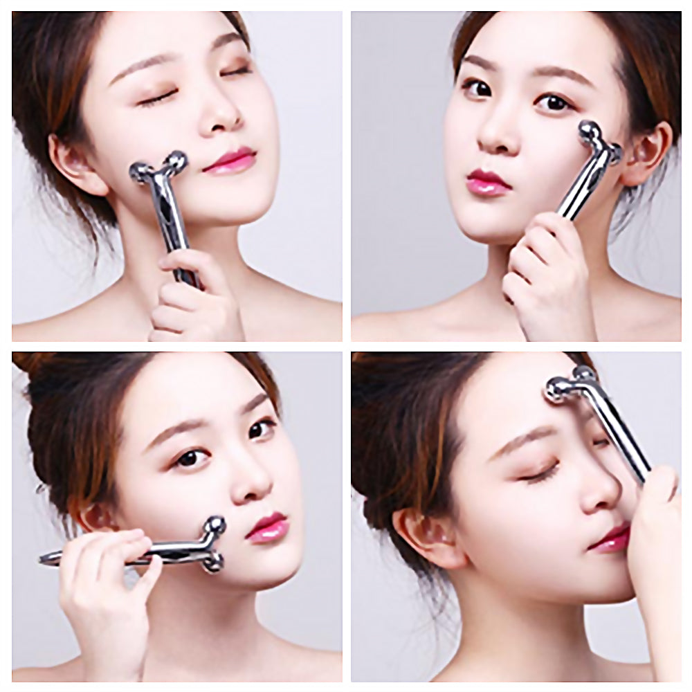 Face-lift - 360 Revolving 3D Facial Massager - hauzstyle.com