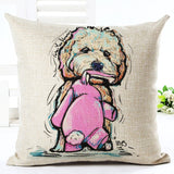 Decorative Multi-Color Pillow Covers
