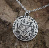 Mix & Match Adventure Themed Pendant Necklaces, 20 Styles to Choose From