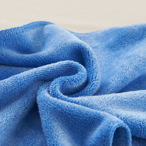 Microfiber Embroidered Towels, 6 Designs to Choose From