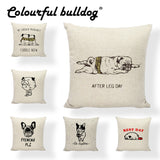 Assorted Decorative Pillow Covers, Natural Color
