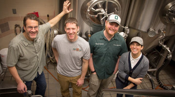 Highlighting Local Malsters: A Collaboration with Allagash Brewing Company