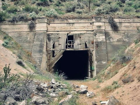 Vanora Tunnel located in Warm Springs, Oregon