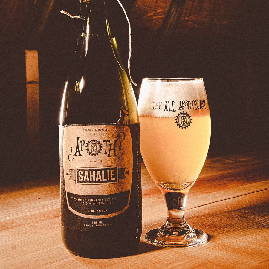 Sahalie by The Ale Apothecary