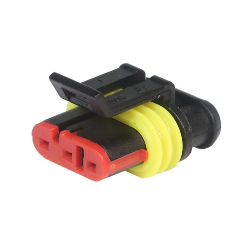 03 Position Connector Plug | C-AMPSS-3SSP