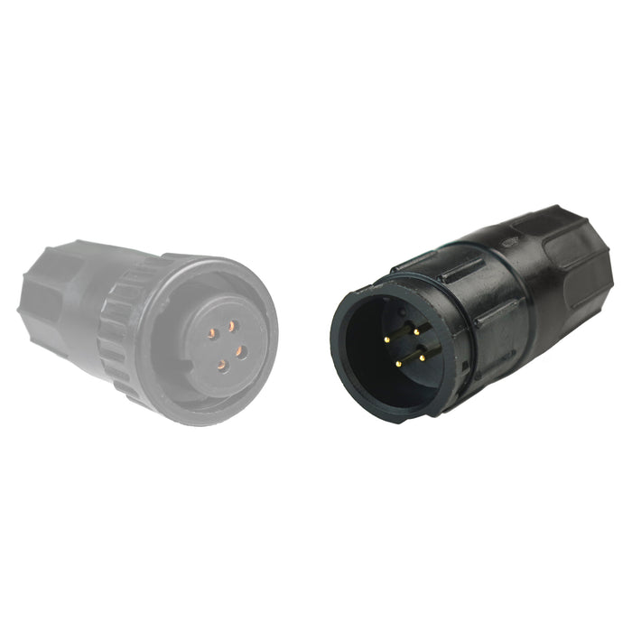 C-C4PTH | 4 Pin Conxall Receptacle