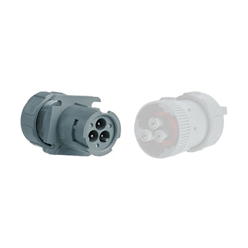 03 Pin Deutsch Receptacle | C-D3R-SSTH